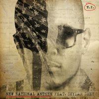Cover T.I. feat. Skylar Grey - New National Anthem