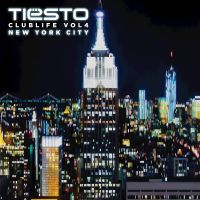 Cover Tiësto - Club Life Vol 4 New York City