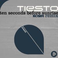 Cover Tiësto - Ten Seconds Before Sunrise (Moska Remix)
