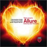 Cover Tiësto pres. Allure feat. Julie Thompson - Somewhere Inside