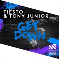Cover Tiësto & Tony Junior - Get Down