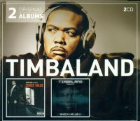 Cover Timbaland - 2 For 1: Shock Value / Shock Value II