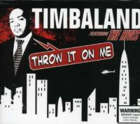 Cover Timbaland feat. The Hives - Throw It On Me