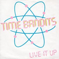 Cover Time Bandits - Live It Up