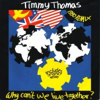 Cover Timmy Thomas - Why Can't We Live Together