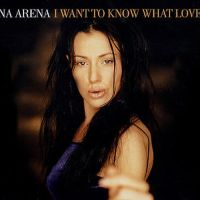 Cover Tina Arena - I Want To Know What Love Is