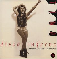 Cover Tina Turner - Disco Inferno