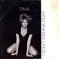 Cover Tina Turner - I Don't Wanna Fight