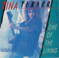 Cover Tina Turner - One Of The Living