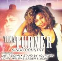 Cover Tina Turner - Sings Country
