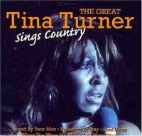 Cover Tina Turner - The Great Tina Turner Sings Country