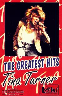 Cover Tina Turner - The Greatest Hits
