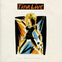 Cover Tina Turner - Tina Live In Europe