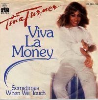 Cover Tina Turner - Viva La Money