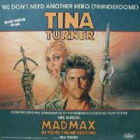 Cover Tina Turner - We Don't Need Another Hero (Thunderdome)