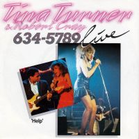 Cover Tina Turner & Robert Cray - 634-5789