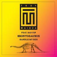 Cover Tkay Maidza feat. Bad Cop - Brontosaurus