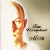 Cover Tom Vanstiphout - Motion