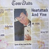 Cover Tom Waits - Heartattack And Vine