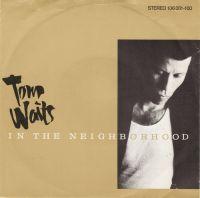Cover Tom Waits - In The Neighborhood