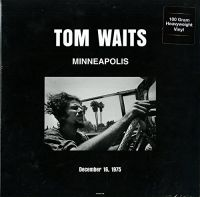 Cover Tom Waits - Minneapolis - December 16, 1975