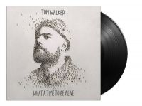 Cover Tom Walker - What A Time To Be Alive