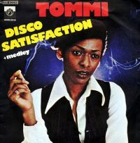 Cover Tommi - Disco Satisfaction