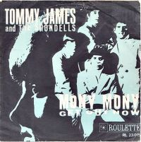 Cover Tommy James And The Shondells - Mony Mony