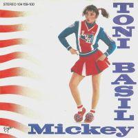 Cover Toni Basil - Mickey