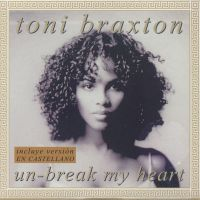 Cover Toni Braxton - Un-Break My Heart