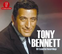 Cover Tony Bennett - 60 Essential Recordings