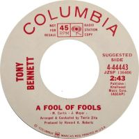 Cover Tony Bennett - A Fool Of Fools
