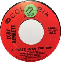 Cover Tony Bennett - A Place Over The Sun