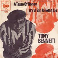 Cover Tony Bennett - A Taste Of Honey
