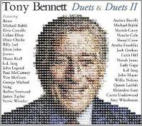 Cover Tony Bennett - Duets & Duets II