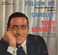 Cover Tony Bennett - Follow Me