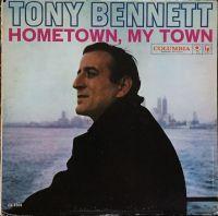 Cover Tony Bennett - Hometown, My Town