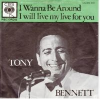 Cover Tony Bennett - I Wanna Be Around