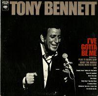 Cover Tony Bennett - I've Gotta Be Me