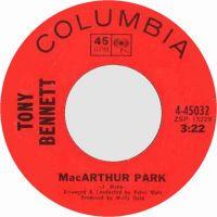 Cover Tony Bennett - MacArthur Park