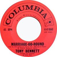 Cover Tony Bennett - Marriage-Go-Round