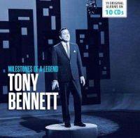 Cover Tony Bennett - Milestones Of A Legend