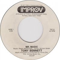 Cover Tony Bennett - Mr. Magic