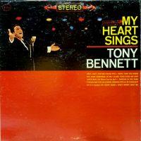 Cover Tony Bennett - My Heart Sings