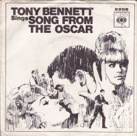 "Cover Tony Bennett - Song From ""The Oscar"""