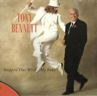 Cover Tony Bennett - Steppin' Out With My Baby