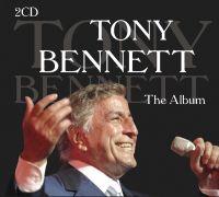 Cover Tony Bennett - The Album