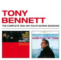 Cover Tony Bennett - The Complete 1958-1961 Ralph Burns Sessions