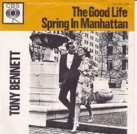 Cover Tony Bennett - The Good Life