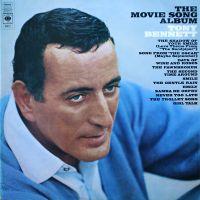 Cover Tony Bennett - The Movie Song Album